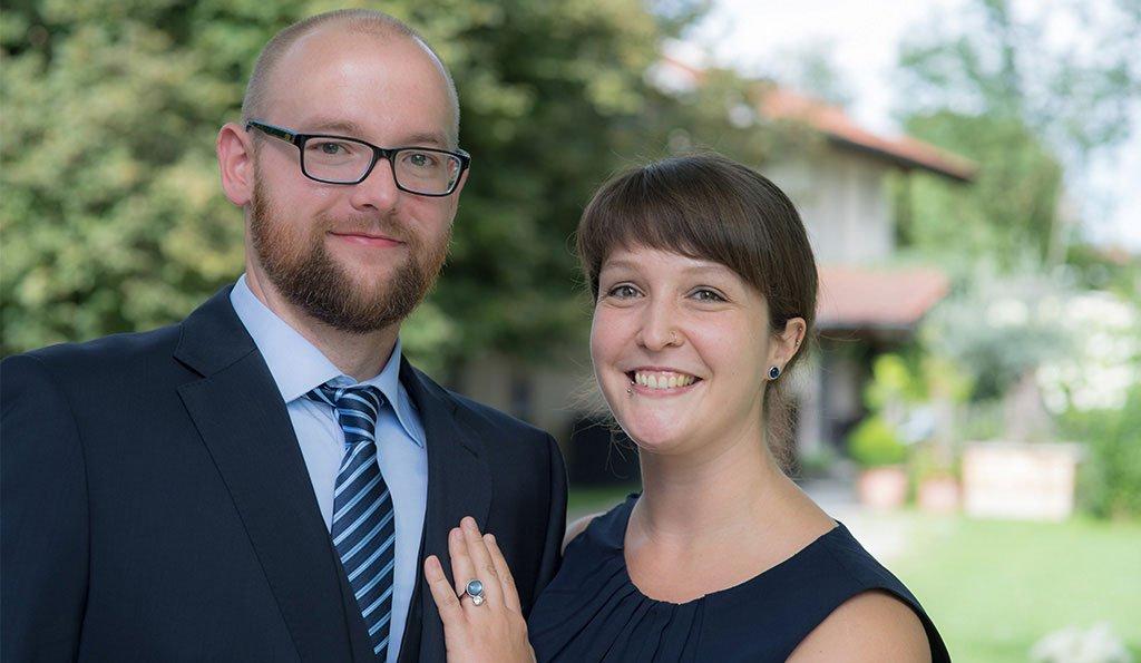 Marilena und ihr Mann