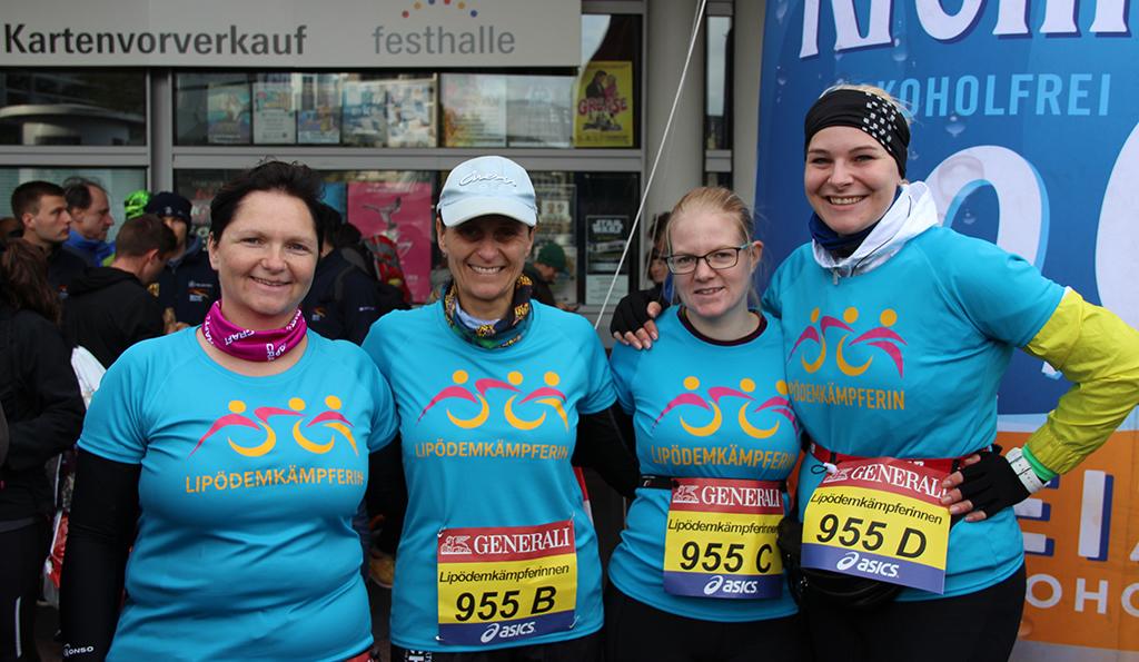 Marathon mit dem Lipödemkämpferinnen | FRAUENSACHE