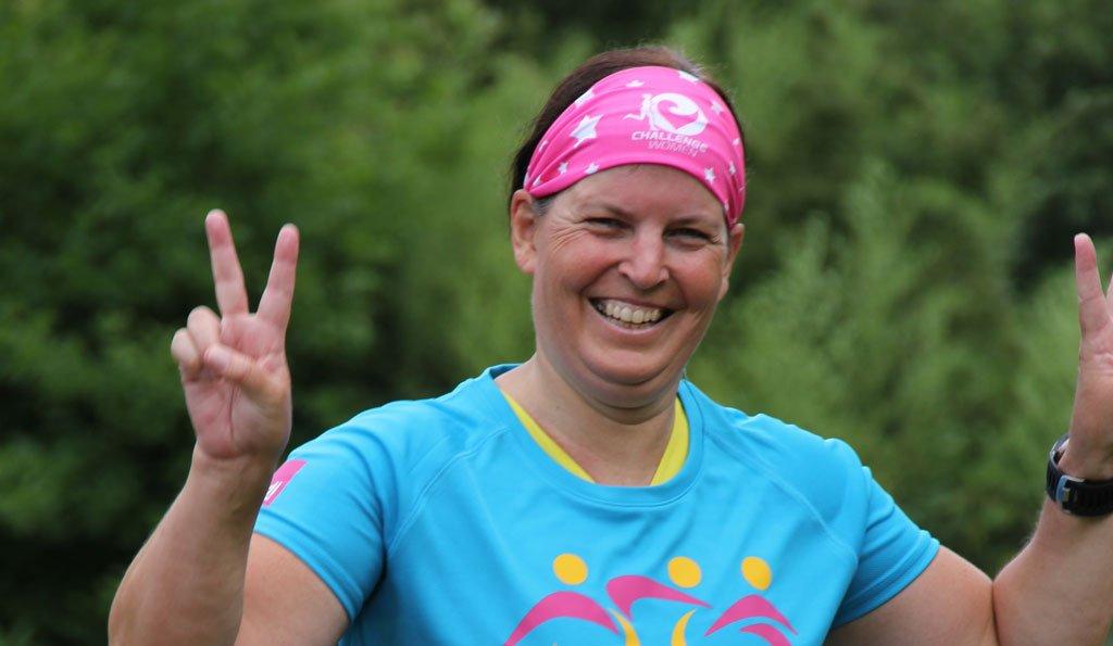 10-Freunde-Triathlon mit Lipödem
