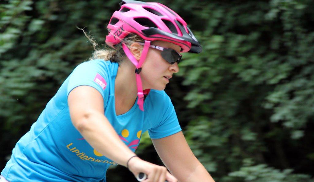 Triathlon Fahrradfahren