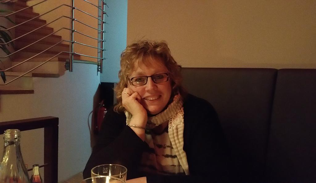 Bloggerin und Autorin Petra Jahrend