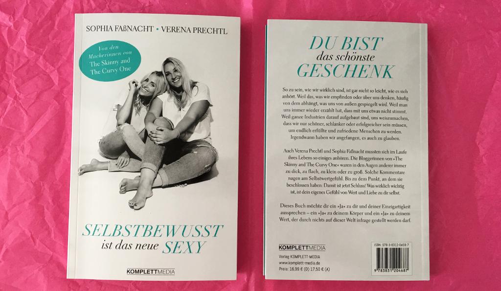 Buch: Selbstbewusst ist das neue Sexy