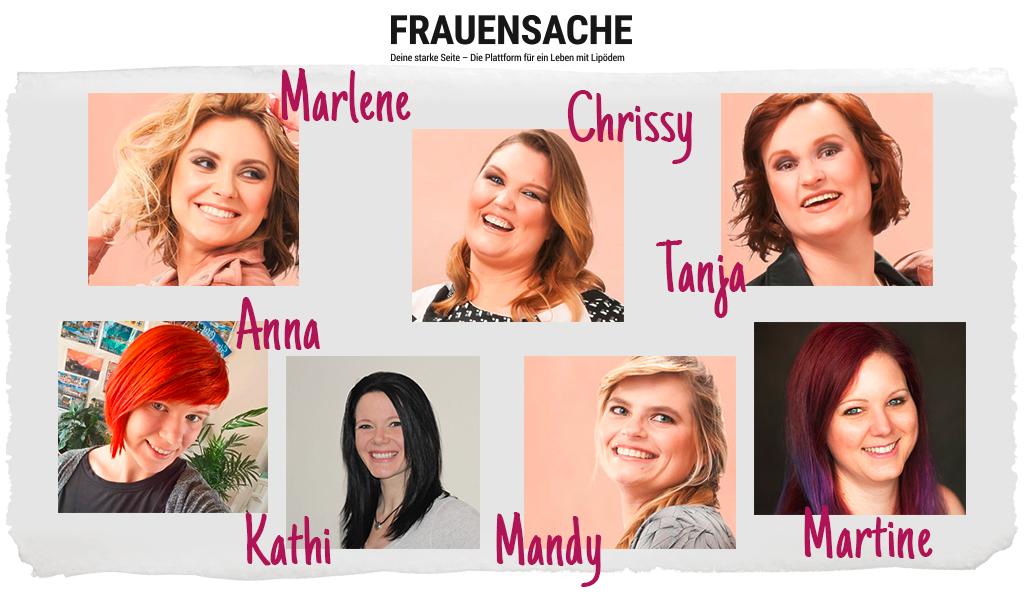 FRAUENSACHE-Bloggerinnen