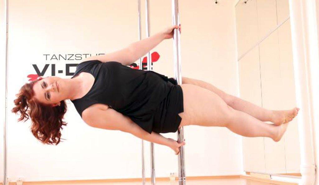 Poledance mit Lipödem   FRAUENSACHE