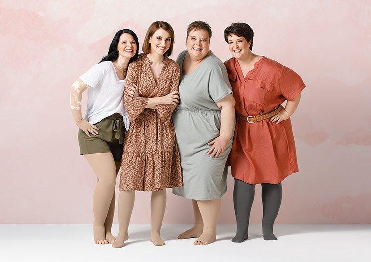Gruppenbild der Frauensache Botschafterinnen
