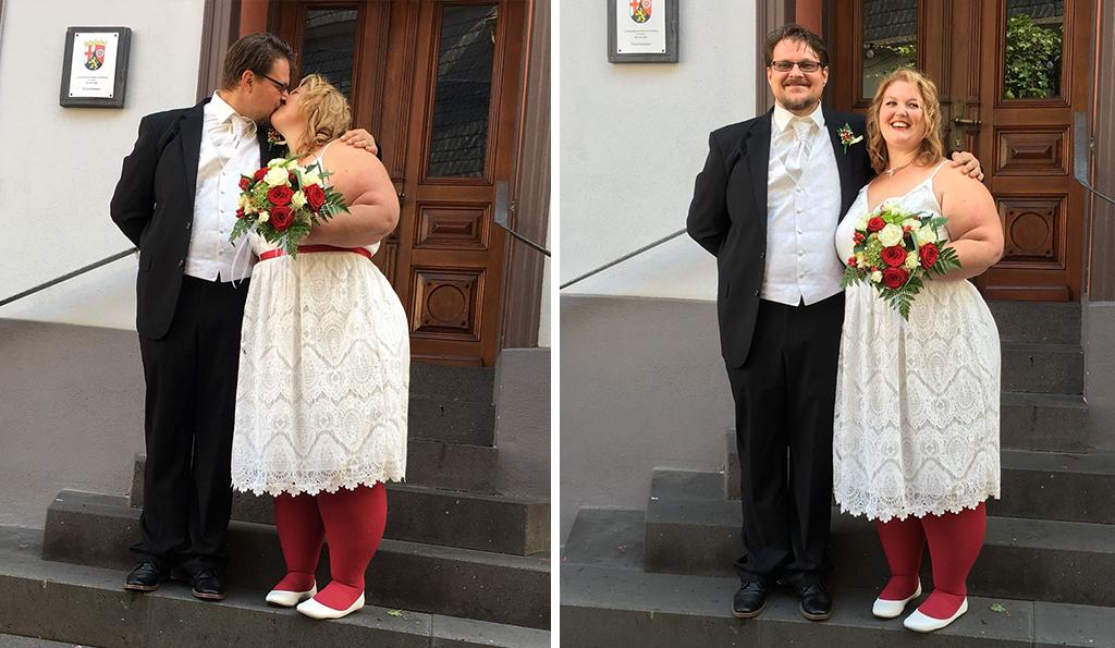 Chrissys Hochzeit   FRAUENSACHE