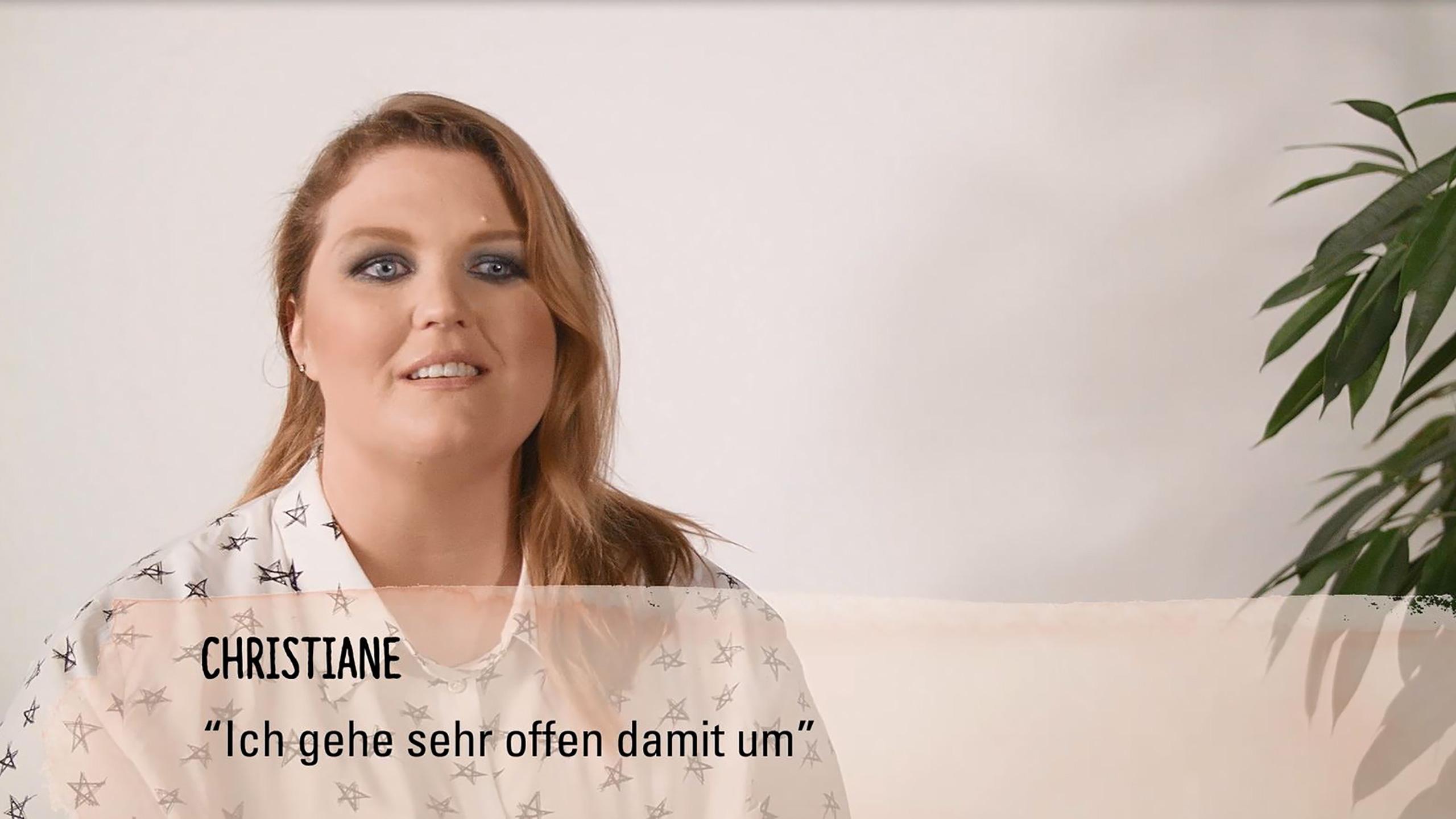 Chrissy im Interview   FRAUENSACHE