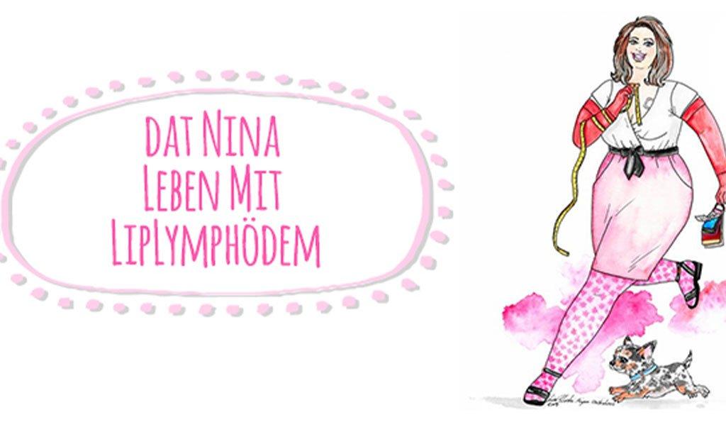 Dat Nina Leben mit Liplymphödem