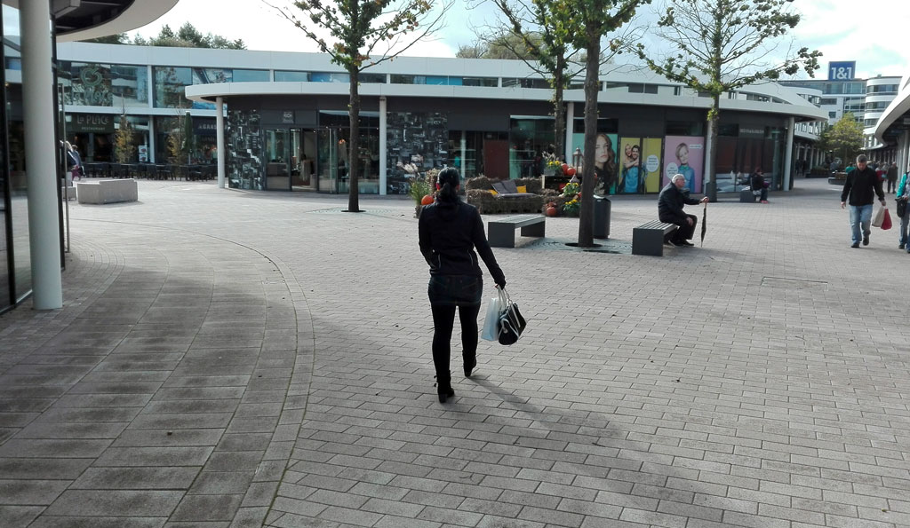 Heuper Kathi beim shoppen | FRAUENSACHE