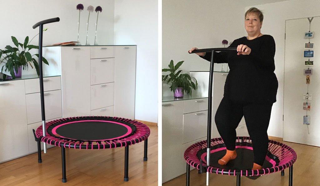 Jumping Fitness | deinestarkeseite.de