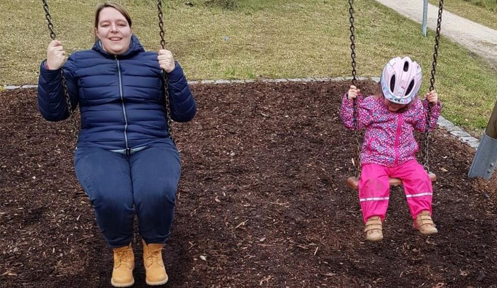 Mein Leben als Mama mit Lipödem | FRAUENSACHE