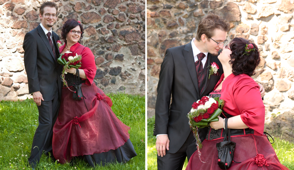 kompressierte Hochzeit | FRAUENSACHE